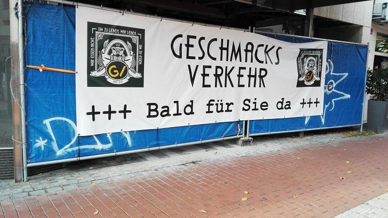 Neueröffnungen Gießen: Geschmacks Verkehr