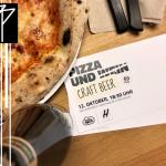 CRAFT BEER UND PIZZA