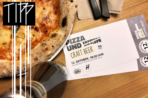 CRAFT BEER UND PIZZA