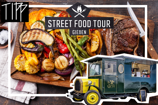 STREET FOOD TOUR GIEẞEN