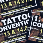 GIEẞENS 1. TATTOOCONVENTION