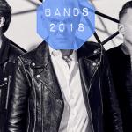 DIESE 7 GROẞEN BANDS KOMMEN 2018 NACH GIEẞEN