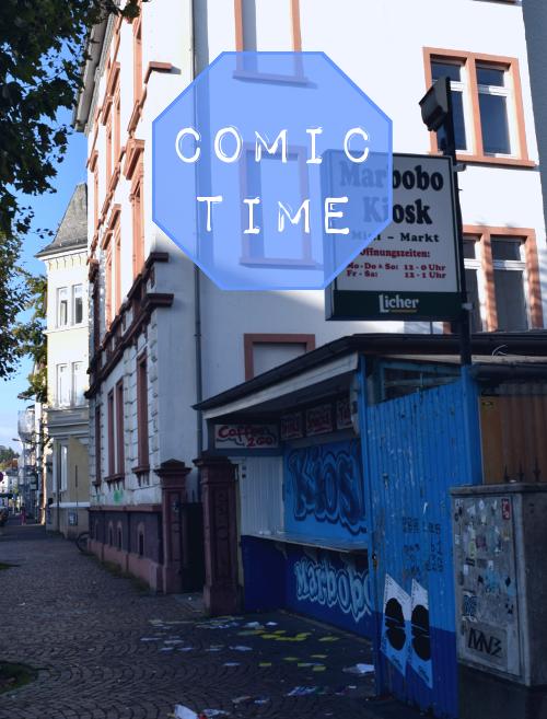 COMIC TIME: MARBOBO!