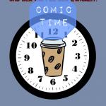 COMIC TIME: MARBOBO UND DER KAFFEE DER EWIGKEIT!