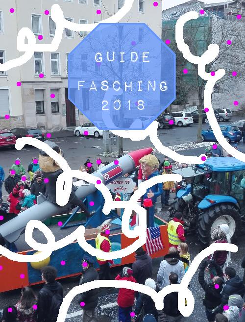 Elefantenklo, dein Lifestyle Magazin für und aus Gießen - Fasching 2018 in Gießen