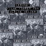 LESUNG: FILME FAHREN VON ULRIKE MELZER