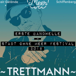 ERSTE BANDWELLE – STADT OHNE MEER FESTIVAL 2018