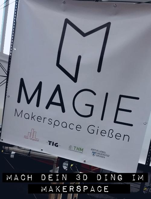 MACH DEIN 3D DING IM MAKERSPACE