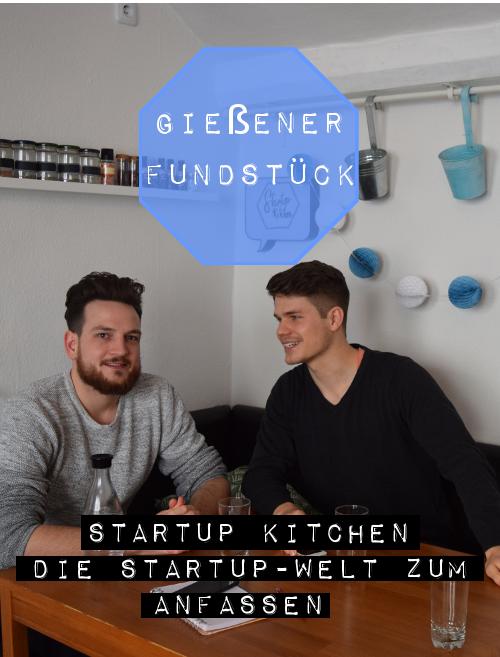 Elefantenklo Mgazin, dein Lifestyle-Magazin für und aus Gießen: Startup Kitchen