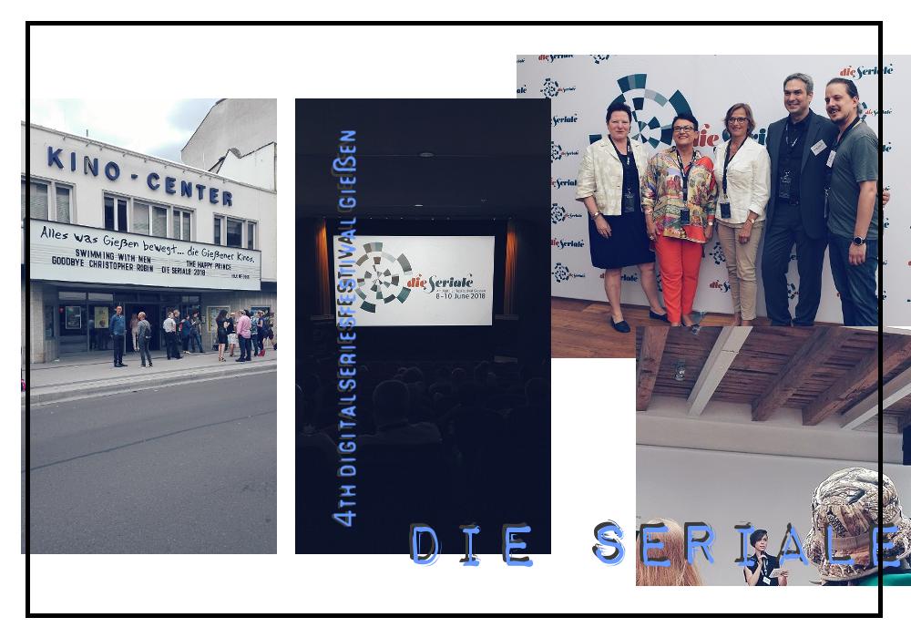 Elefantenklo Magazin, dein Lifestyle Magazin für und aus Gießen: Die Seriale - Filmfestival für Digitale Serien - Freitag