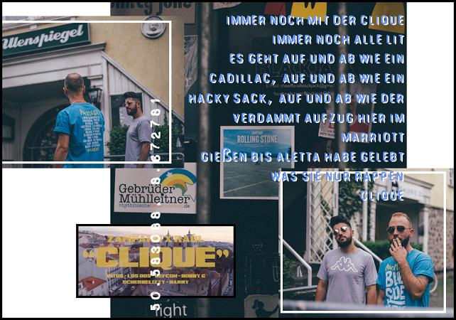 Elefantenklo Magazin, dein Lifestyle Magazin für und aus Gießen: Gießener Fundstück - Zampano x Raúl