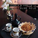 ÄTHIOPISCHE SPEZIALITÄTEN UND KAFFEEZEREMONIE - BLUE NILE