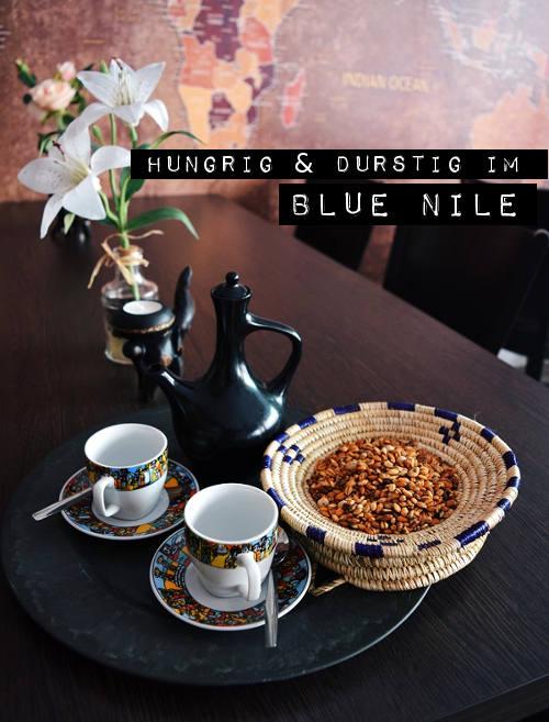ÄTHIOPISCHE SPEZIALITÄTEN UND KAFFEEZEREMONIE – BLUE NILE