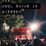 """KOOL SAVAS: Der """"King of Rap"""" kam und die Menge rasierte"""