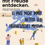 DIGITALER INTERNATIONALER MUSEUMSTAG 2020